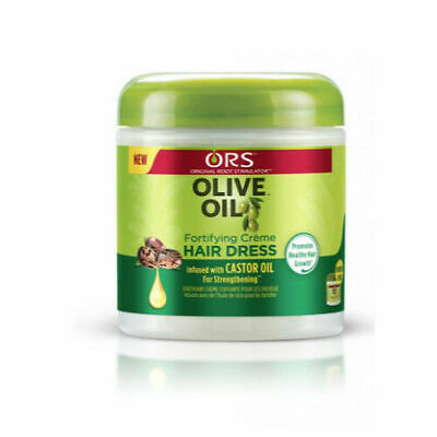 Organic Root Stimulator Olive Oil Cream, 6 -