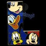 Disney Alphabet Pins