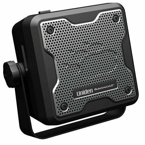 uniden bc15 bearcat external 15w cb radio