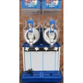 ---,,,Italian Frosty slush machine 2x12ltr -.,.,___cash and collection,,,come fast,,,___