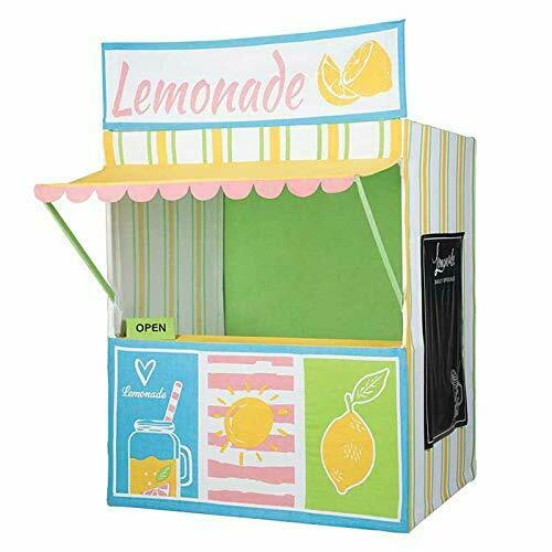 Lemonade Stand Play Tent Pretend Play for Girls, Boys,Kids F