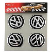 VW Wheel Stickers