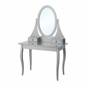 Brand New IKEA white dressing table, excellent condition