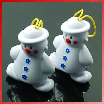 New Snowman Lovely  Wireless Baby Cry Detector Monitor Watcher Alarm