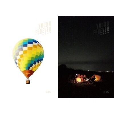 BTS-[Young Forever]Special Album Random Ver CD+Poster/On+PhotoBook+Polaroid+Gift