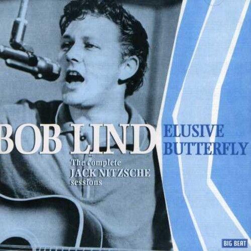 Bob Lind - Elusive Butterfly: Complete 1966 Jack Nitzsche [New CD] UK - Import