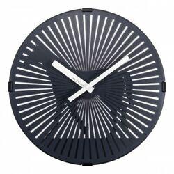Boyle NeXtime Modern Indoor Stylish Wall Clock Walking Horse