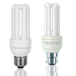 B and q energy saving light bulbs