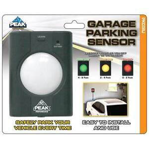 peak garage parking sensor vehicle car sensor parking. Black Bedroom Furniture Sets. Home Design Ideas