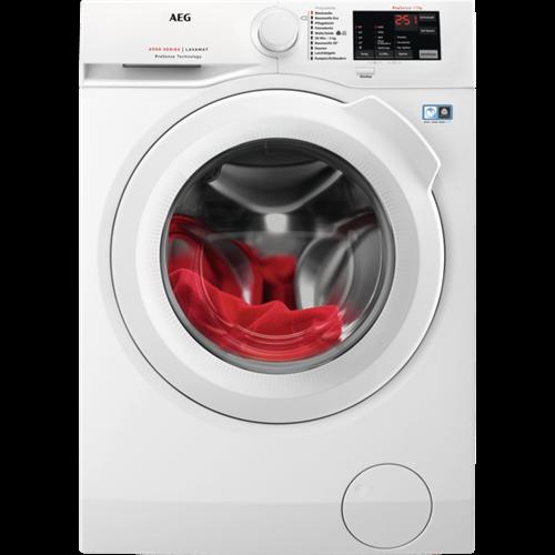 AEG Lavamat L6FB54470 Waschmaschine 7KG EEK: A+++ 1400 UpM Display weiß