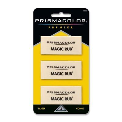 Prismacolor Magic Rub Eraser - Lead Pencil Eraser - Non-marring San70503