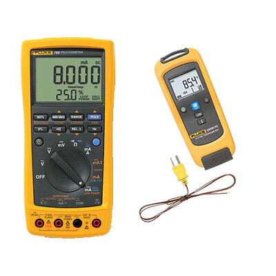 Fluke Fluke-789 Fct3000 Processmeter Temperature Fc Kit