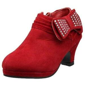 Red Bootie Shoes Online
