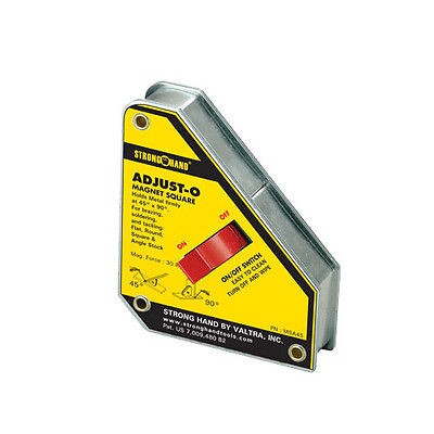 Strong Hand Tools 4 38 In. Adjust-o Magnet Square Msa45