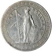 Britain Trade Dollar