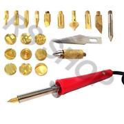 Pyrography Tools