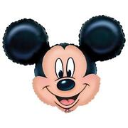 Mickey Mouse Helium Balloons