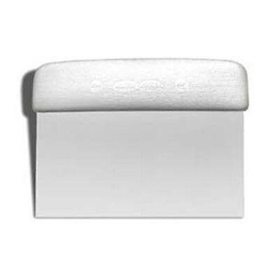 Dexter-russell - Sani-safe 19783 6x3 White Dough Cutterscraper