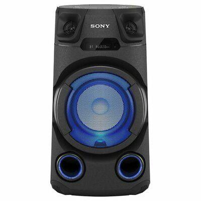 Sony MHC-V13 Altavoz Potente Sistema de Audio 150Watt Mega Bajo Negro