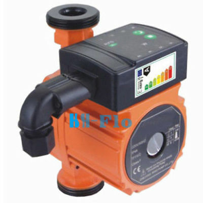High Intelligent Circulator Pump High Efficiency Hot Water Circulation Pump