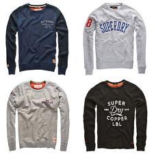 Superdry men's sweatshirts