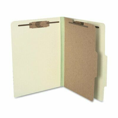 "Acco Classification Folder - Letter - 8.50"" X 11"" - 1 Dividers - 25 Pt. -"