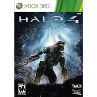 Halo 4 - XBOX 360 - New In Package