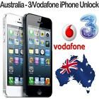 Factory Unlock iPhone Vodafone