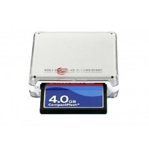 All In 1 USB 2.0 Memory Card reader CF  M2 MS SD XD