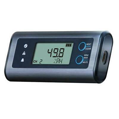 Lascar El-sie-2 High Accuracy Humidity And Temperature Data Logger With Display