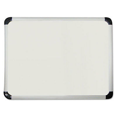 Universal Porcelain Magnetic Dry Erase Board 48 X 36 White