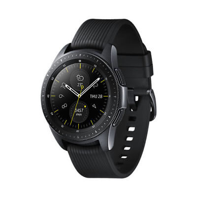 [Goods] SAMSUNG Galaxy Smart Watch SM-R810 Wi-Fi Bluetooth 42mm - Midnight Black