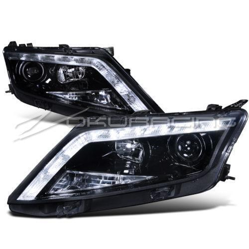 2010 ford fusion fog light ebay. Black Bedroom Furniture Sets. Home Design Ideas