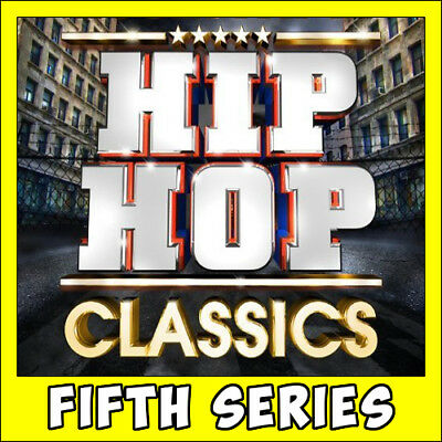 Best of Hip-Hop Music Videos * 5 DVD Set * 122 Classics ! Rap Greatest Hits