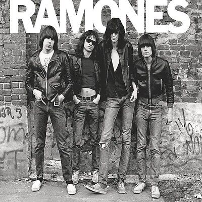 The Ramones   Ramones  40Th Anniversary Edition   New Cd
