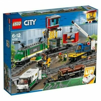 THE LEGO® City 60198 Treno merci