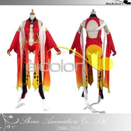 guilty crown cosplay japanese anime ebay