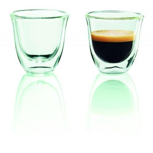 jura latte macchiato gl ser 2er set klein glas zubeh r ebay. Black Bedroom Furniture Sets. Home Design Ideas