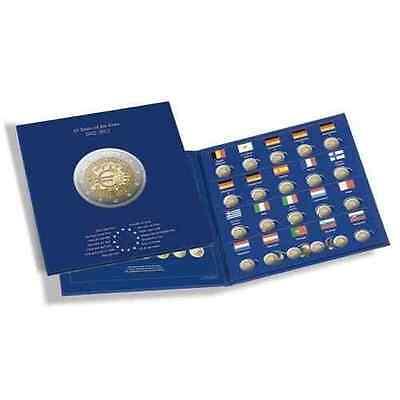 Münzalbum PRESSO 2 Euro Gedenkmünzen 10 Jahre Euro Bargeld 2012 (341622)