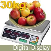 Digital Shop Scales