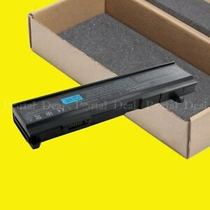 Battery for Toshiba Satellite A100 A105 M45-S169 M45-S165 PABAS069 PA3457U-1BRS