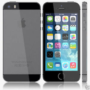 iPhone 5S 64GB Unlocked Like New with all Accessories no box