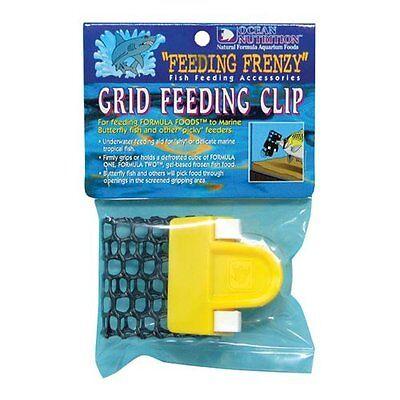 Feeding Clip - Ocean Nutrition Salt Creek Grid Feeding Clip