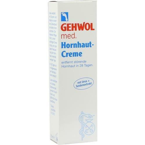 GEHWOL med Hornhaut Creme 75ml PZN 6461848