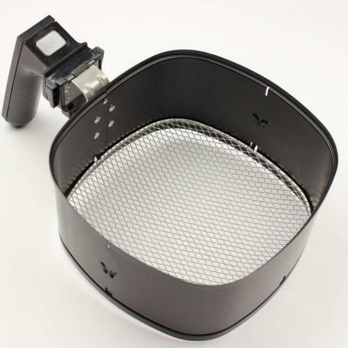 Philips Healthy Cook 420303604811 Black Basket
