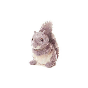 Aurora-World-Plush-Mini-Flopsie-NUTTY-the-Grey-Squirrel-8-inch-Stuffed-New