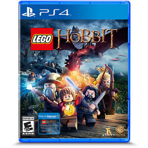 LEGO THE HOBBIT PS4 FOR SALE / TRADE Cambridge Kitchener Area image 1