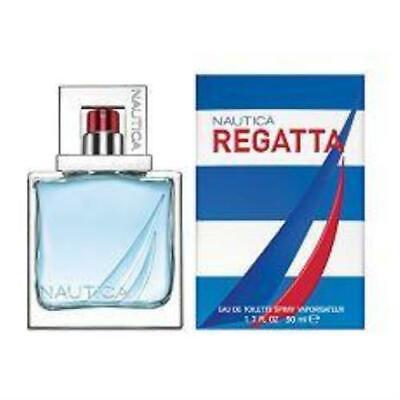 Nautica Regatta Men Cologne 1.7oz / 50ml EDT Spray *NEW IN BOX*