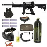 MR4 Paintball Gun