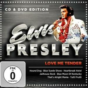 Elvis Presley, Love Me Tender-2er CD & DVD Edition NEU&OVP